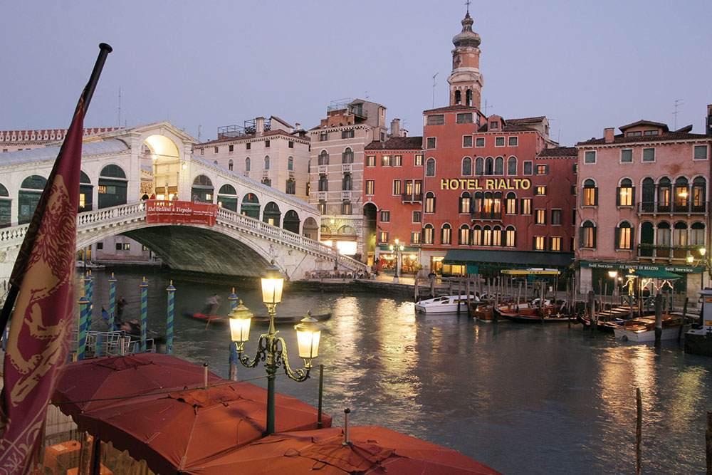 Hotel a Venezia sul Canal Grande